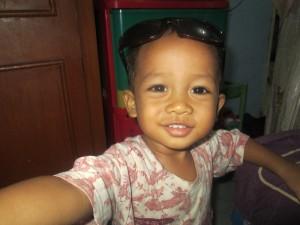 Ilan selfie -_-